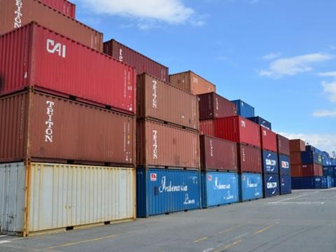 国際輸送事業